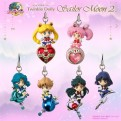 SAILOR MOON - TWINKLE DOLLY V.2 - ESPOSITORE 10 PEZZI - PORTACHIAVI