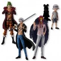 SHOKUGAN ONE PIECE - SUPER ONE PIECE STYLING - SET 10 MINIFIG - TRIGGER OF THE DAY