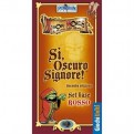 SI, OSCURO SIGNORE - SET BASE ROSSO