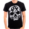 SONS OF ANARCHY - TS007 - T-SHIRT BIG SKULL HEAD L