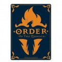SSA3HP07 - HARRY POTTER - TIN SIGN LARGE - HARRY POTTER (ORDER OF THE PHOENIX)