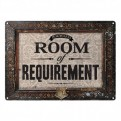SSA5HP02 - HARRY POTTER - TIN SIGN SMALL - HARRY POTTER (ROOM OF REQUIREMENT)