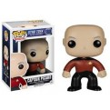 STAR TREK THE NEXT GENERATION - POP FUNKO VINYL FIGURE 188 CAPTAIN PICARD 10 CM