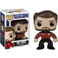 STAR TREK THE NEXT GENERATION - POP FUNKO VINYL FIGURE 189 WILL RIKER 10 CM