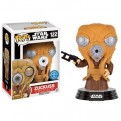 STAR WARS - POP FUNKO VINYL FIGURE 122 ZOCKUSS LIMITED ED.