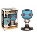 STAR WARS - POP FUNKO VINYL FIGURE 170 CELEBRATION 2017 REBELS - GRAND ADMIRAL THRAWN 9CM