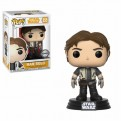 STAR WARS - POP FUNKO VINYL FIGURE 255 HAN SOLO EXCLUSIVE 9CM