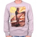 STAR WARS - SW001 - FELPA CHEWIE ON THE BEACH XL