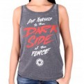 STAR WARS - TK707 - TANK TOP DONNA DARK SIDE L