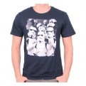 STAR WARS - TS077 - T-SHIRT TROOPER BAND SELFIE M
