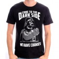 STAR WARS - TS1254 - T-SHIRT COME TO THE DARK SIDE S