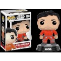 STAR WARS EPISODE VII - POP FUNKO VINYL FIGURE 120 POE DAMERON 9CM