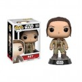 STAR WARS EPISODE VII - POP FUNKO VINYL FIGURE 161 REY 9 CM