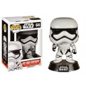 STAR WARS EPISODE VII - POP FUNKO VINYL FIGURE 66 FIRST ORDER STORMTROOPER 10CM