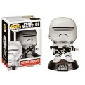 STAR WARS EPISODE VII - POP FUNKO VINYL FIGURE 68 FIRST ORDER FLAMETROOPER 10CM