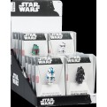 STAR WARS MOVIE - ESPOSITORE DA BANCO - CHIAVETTE USB 16PZ - CLASSIC (16GB)
