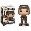 STAR WARS ROGUE ONE - POP FUNKO VINYL FIGURE 148 JYN ERSO IN MOUNTAIN GEAR 9CM