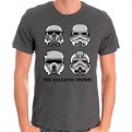 STAR WARS ROGUE ONE - TS003 - T-SHIRT GALACTIC EMPIRE L
