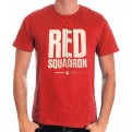 STAR WARS ROGUE ONE - TS007 - T-SHIRT RED SQUADRON S