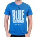 STAR WARS ROGUE ONE - TS008 - T-SHIRT BLUE SQUADRON XL