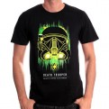 STAR WARS ROGUE ONE - TS010 - T-SHIRT DEATH TROOPER NEON L
