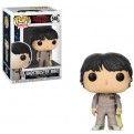 STRANGER THINGS - POP FUNKO VINYL FIGURE 546 GHOSTBUSTER MIKE 9CM