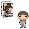 STRANGER THINGS - POP FUNKO VINYL FIGURE 547 GHOSTBUSTER WILL 9CM