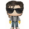 STRANGER THINGS - POP FUNKO VINYL FIGURE 638 STEVE W/ SUNGLASSES 9CM - NEW YORK TOY FAIR