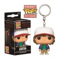STRANGER THINGS - POP FUNKO VINYL KEYCHAIN DUSTIN 4CM