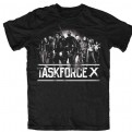SUICIDE SQUAD - T-SHIRT - TASK FORCE X - XL