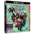 SUICIDE SQUAD (4K Ultra HD + Blu-Ray + Digital Copy)