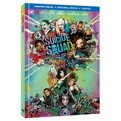 SUICIDE SQUAD GRAPHIC NOVEL Blu-ray