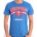 SUPERMAN - TS013 - T-SHIRT ATHLETIC SUPERMAN L