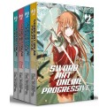 SWORD ART ONLINE - PROGRESSIVE BOX 1 (VOL. 1-4)