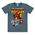 T-SHIRT MARVEL INVINCIBLE IRON MAN - TAGLIA S