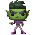 TEEN TITANS GO! THE NIGHT BEGINS TO SHINE - POP FUNKO VINYL FIGURE 604 BEAST BOY 9CM