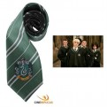 TEXCRP007 - HARRY POTTER - CRAVATTA SERPEVERDE