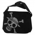 TEXTOE003 - ONE PIECE MESSENGER BAG PIRATE