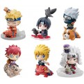 TFGMEG054 - NARUTO - MINIFIGURES (10PZ) - THE ART OF THE MOUTH HOTCHPOT