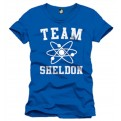 THE BIG BANG THEORY - T-SHIRT UOMO - TEAM SHELDON - S