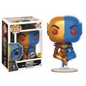 THE ELDER SCROLLS MORROWIND  - POP FUNKO VINYL FIGURE 221 VIVEC - GLOW IN THE DARK