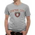 THE FLASH - T-SHIRT - CENTRAL CITY UNIVERSITY - L