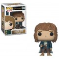 THE LORD OF THE RINGS - POP FUNKO VINYL FIGURE 530 PIPPIN TOOK 9CM
