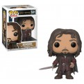 THE LORD OF THE RINGS - POP FUNKO VINYL FIGURE 531 ARAGORN 9CM