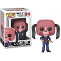 THE UMBRELLA ACADEMY - POP FUNKO VINYL FIGURE 936 CHA CHA W/ MASK 9CM