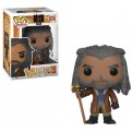 THE WALKING DEAD - POP FUNKO VINYL FIGURE 574 EZEKIEL 9CM