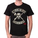 THE WALKING DEAD - TS001 - T-SHIRT SURVIVOR M