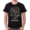 THE WALKING DEAD - TS010 - T-SHIRT WALKER SKULL L
