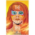 THE WICKED + THE DIVINE 1 VARIANT ARANCIONE