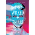 THE WICKED + THE DIVINE 1 VARIANT AZZURRA